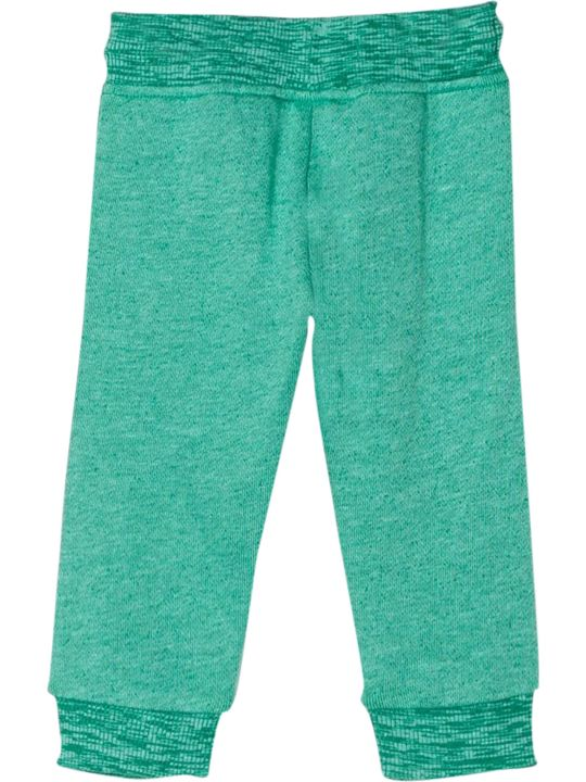 Kenzo Kids Sport Trousers With Print