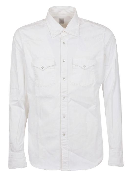 Eleventy Distressed Shirt