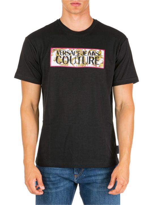 Versace Jeans Couture  Short Sleeve T-shirt Crew Neckline Jumper