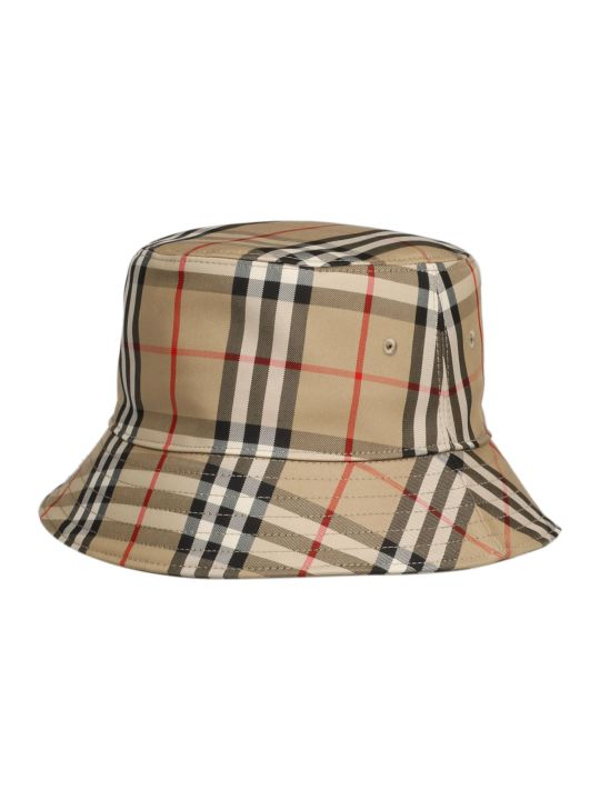 Burberry 2 Pannel Bucket Hat
