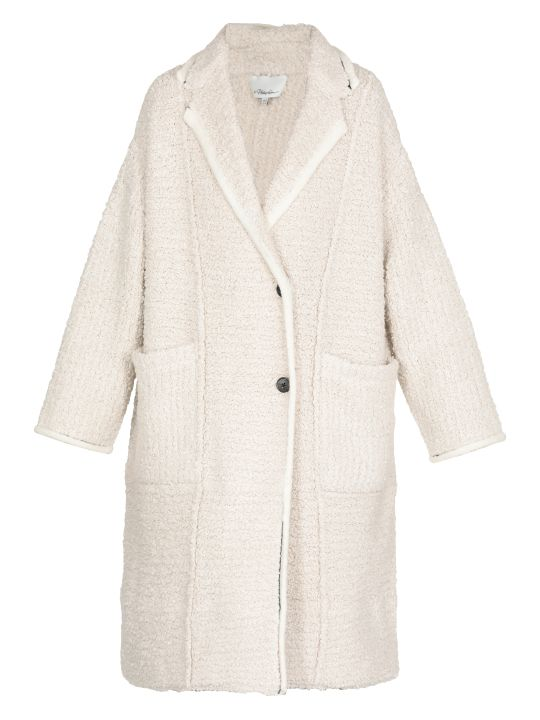 3.1 Phillip Lim Wool Blend Coat
