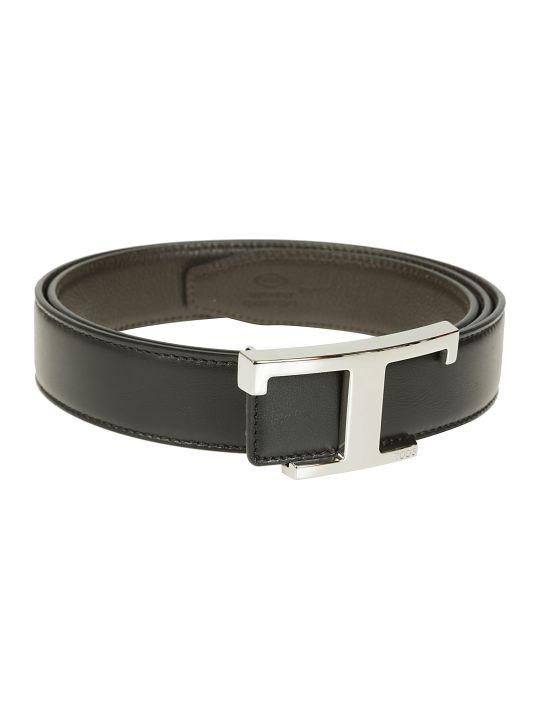 Tod's New T Belt