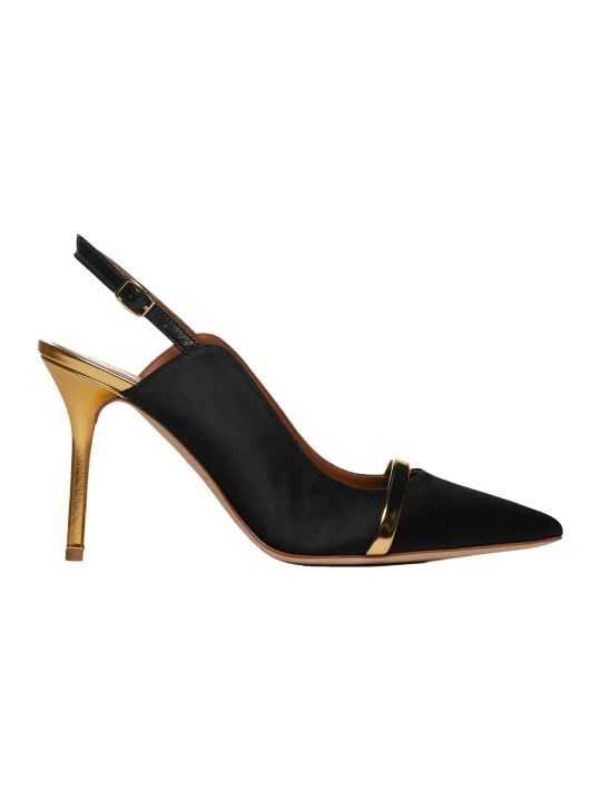 Malone Souliers Buckled Pumps