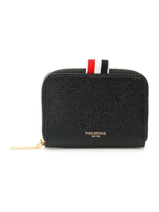 Thom Browne Zip-around Wallet