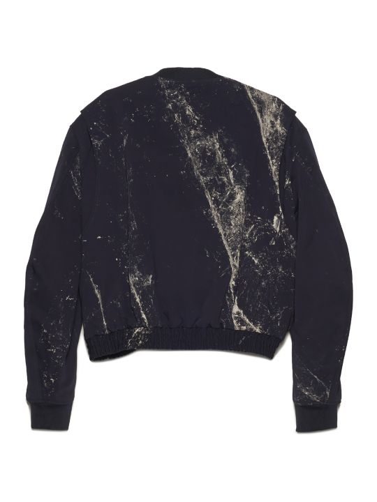 Maison Margiela 'painted' Bomber