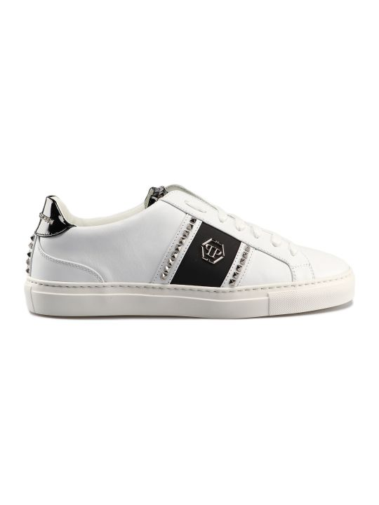 Philipp Plein Studded Sneakers