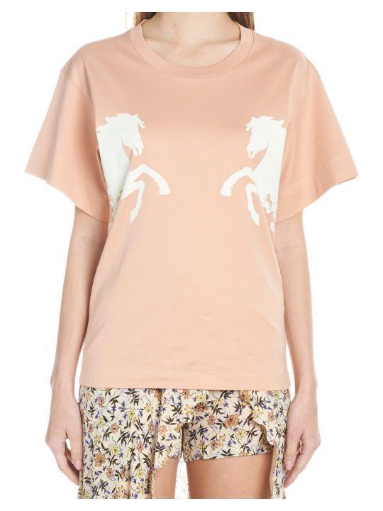 Chloé 'horses' T-shirt