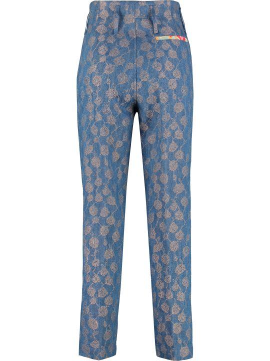 Forte_Forte Cha Cha Cha Jacquard Trousers