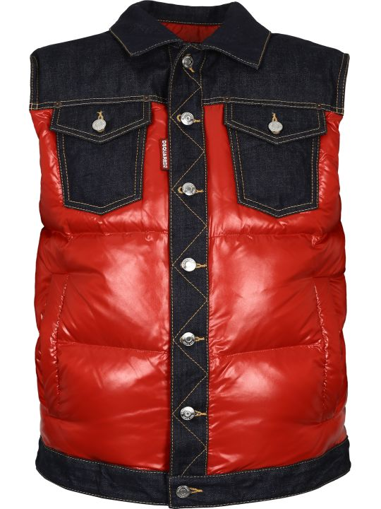 Dsquared2 Quilted Bodywarmer