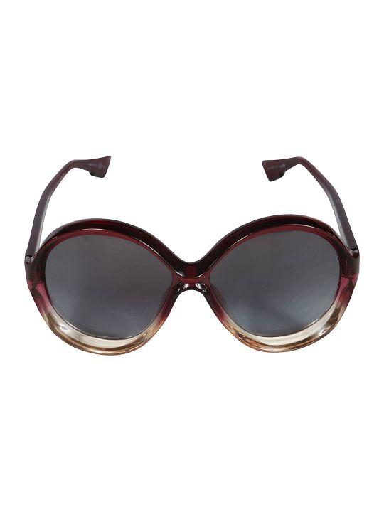 Christian Dior Round Sunglasses DiorBianca