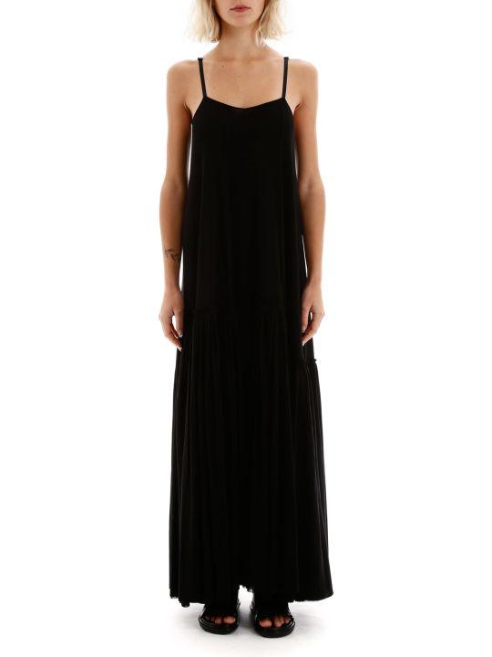 Jil Sander Long Tulle Dress