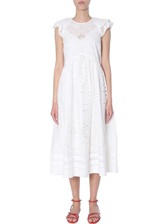 RED Valentino Cotton Voile Dress
