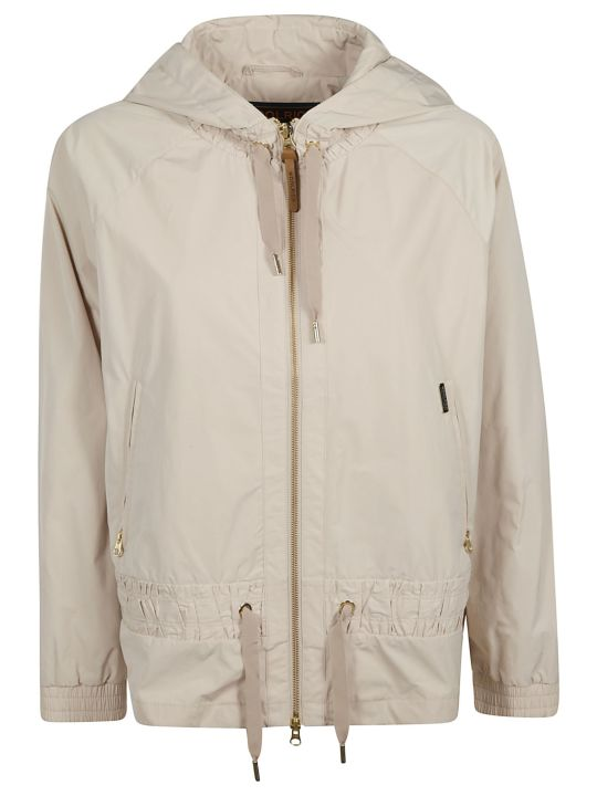 Woolrich Zipped Hooded Jacket