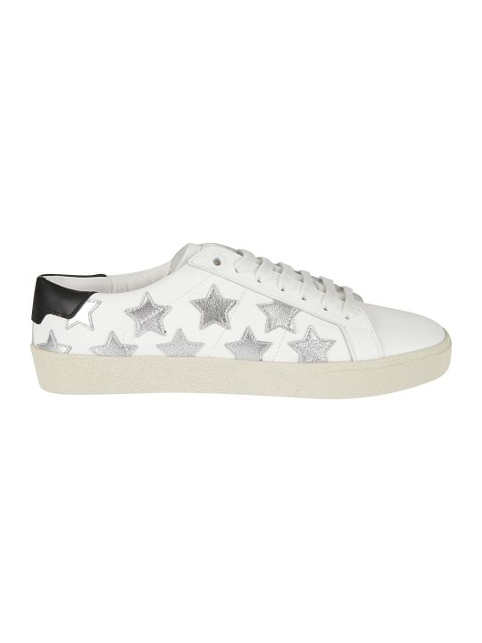 Saint Laurent Star Patch Sneakers