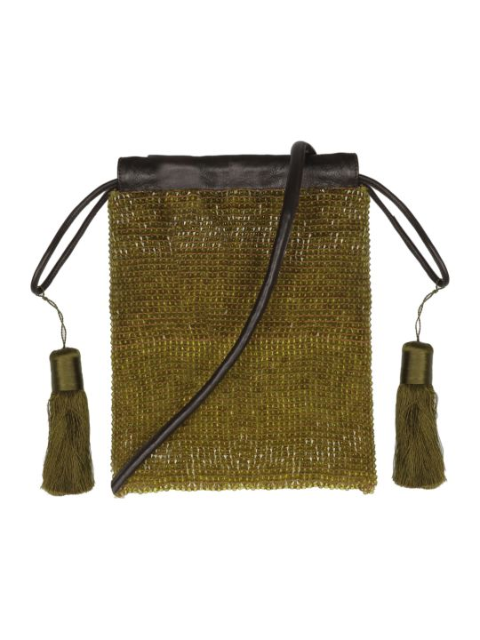 Malìparmi Maliparmi Knitted Bucket Bag