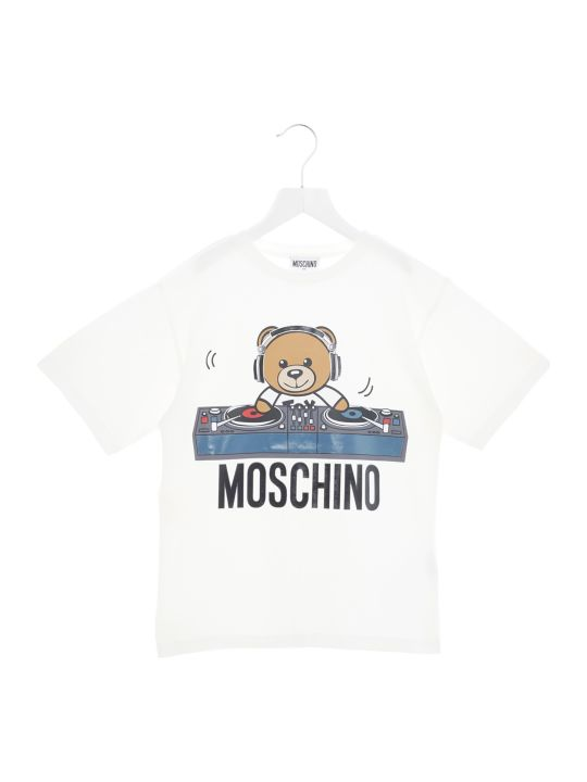 Moschino 'teddy Dj'  T-shirt
