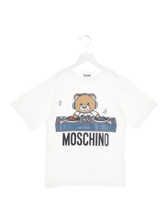 Moschino 'teddy Dj'  T-shirt