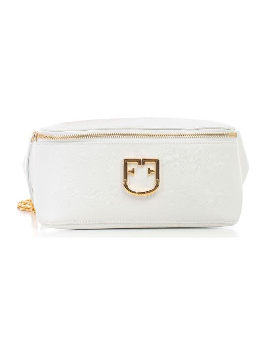 Furla Embellished Shoulder Bag