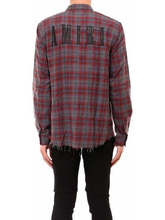 AMIRI Amiri Flannel Shirt