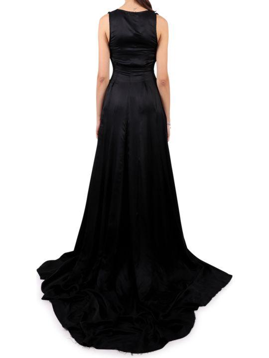 Ann Demeulemeester Black Gown