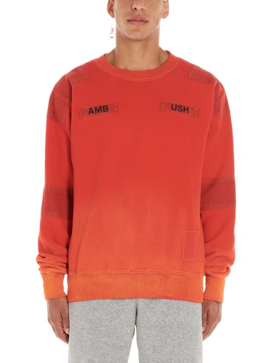 AMBUSH 'bleached Patchwork' Sweatshirt