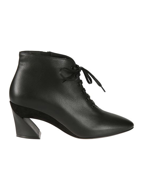 Salvatore Ferragamo Antila Lace-up Boots