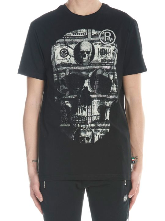 Philipp Plein 'dollar' T-shirt