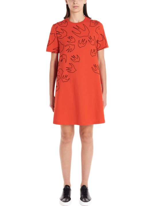 McQ Alexander McQueen 'swallow' Dress