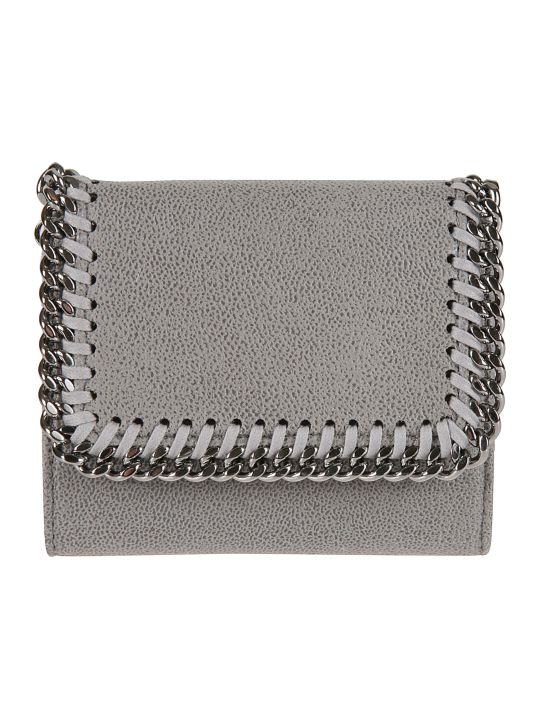 Stella McCartney Small Flap Binded Wallet