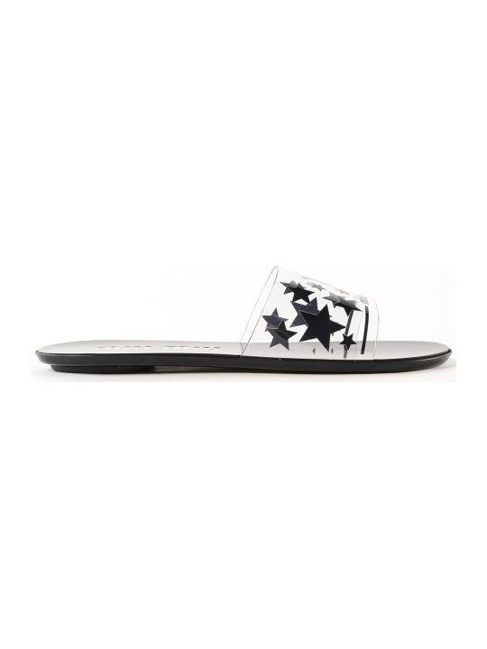 Miu Miu Vinyl Flat Sandal