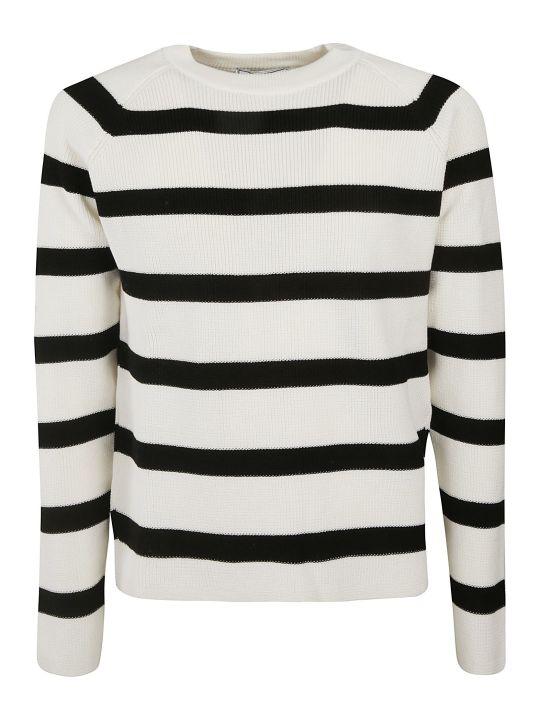 Ami Alexandre Mattiussi Striped Sweatshirt