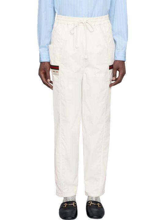 Gucci Web Detail Track Pants