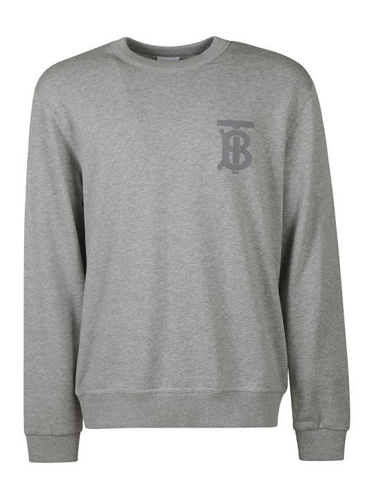 Burberry Chest Logo Sweatshirt