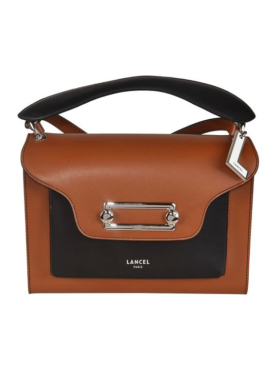 Lancel Envelope Style Shoulder Bag