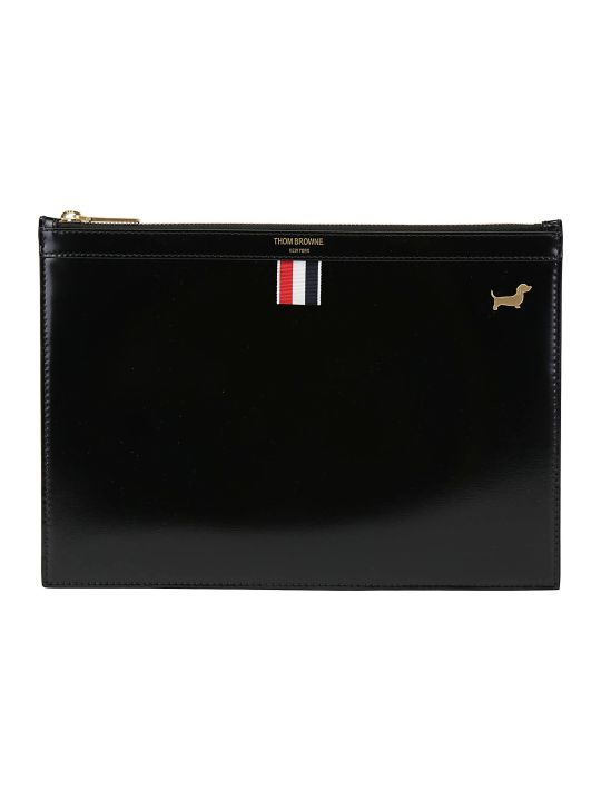 Thom Browne Small Tablet Holder