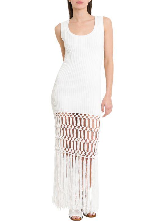 Sonia Rykiel Long Marcramé Dress