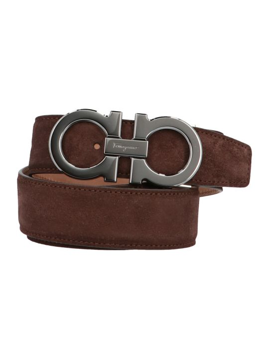Salvatore Ferragamo 'single' Belt