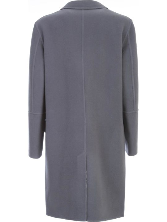 Ami Alexandre Mattiussi Single Breasted Coat 3 Buttons