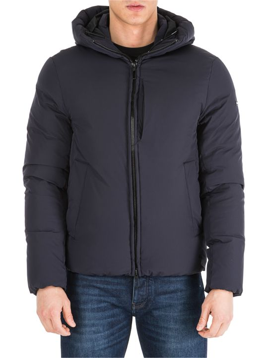 Emporio Armani  Outerwear Down Jacket Blouson Hood