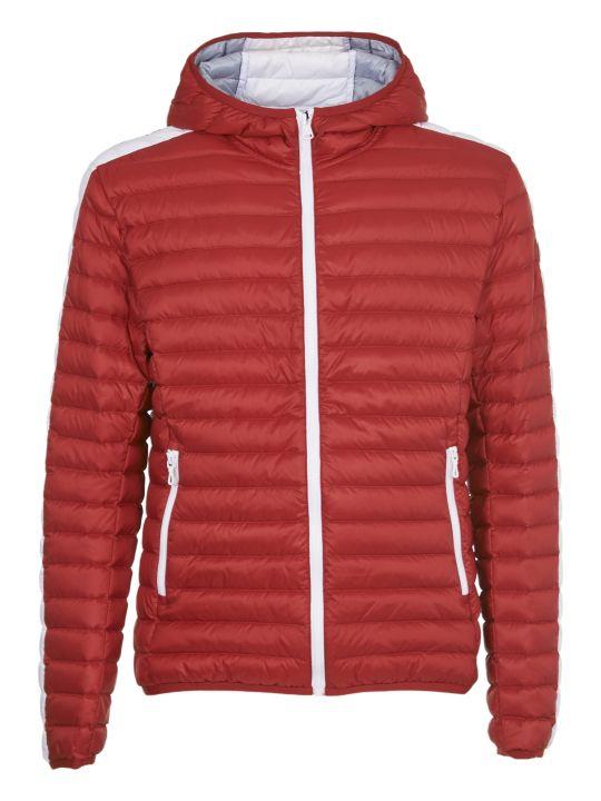 Colmar Red Hooded Jacket