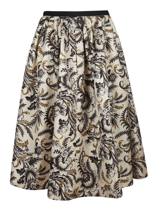 Antonio Marras Printed Skirt