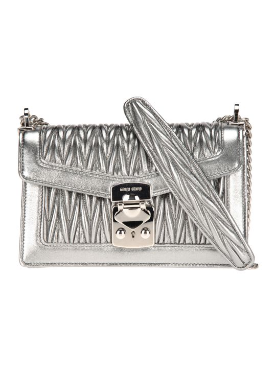 Miu Miu Confidential Cross Body