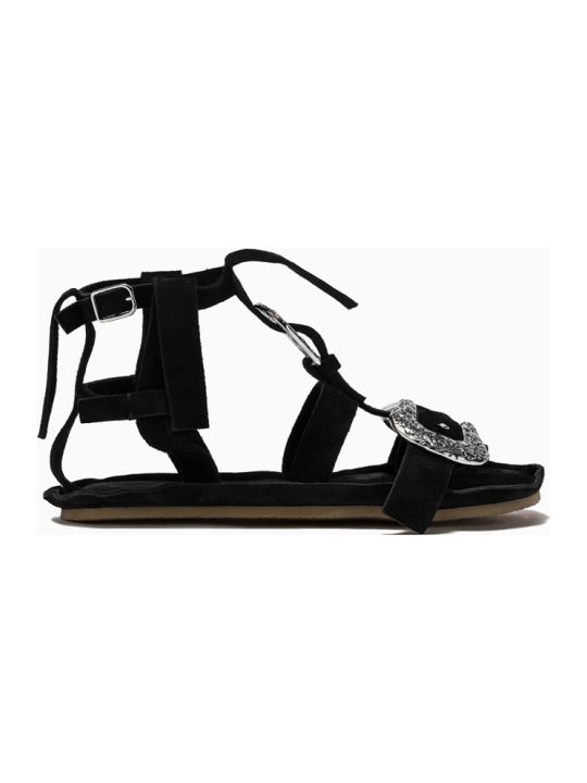 Acne Studios Fn-wn-shoe Sandals Ad0240-900