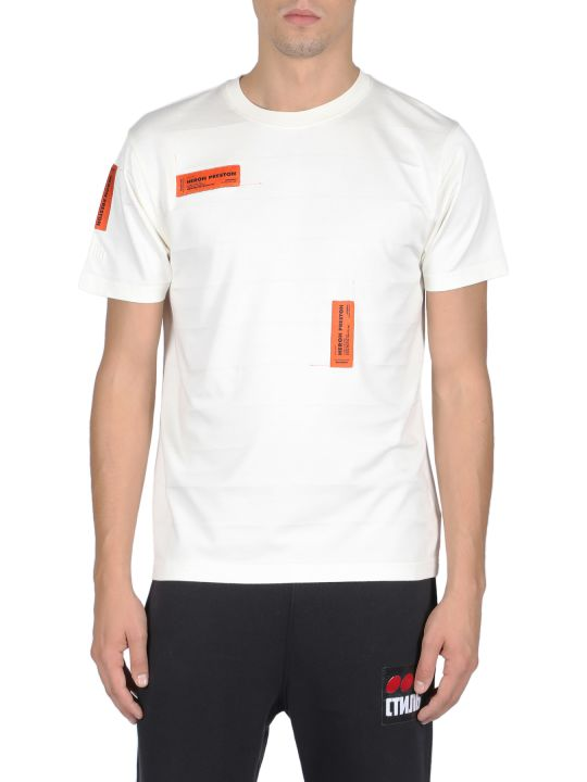HERON PRESTON Short Sleeve T-Shirt