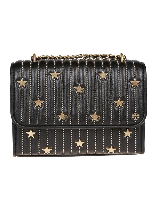 Tory Burch Fleming Star-stud Crossbody Bag