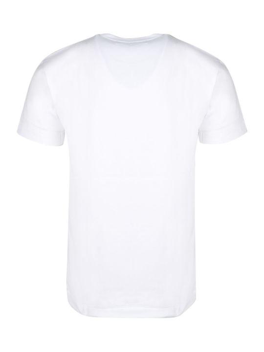 Comme des Garçons Play Mini Patch Logo T-shirt