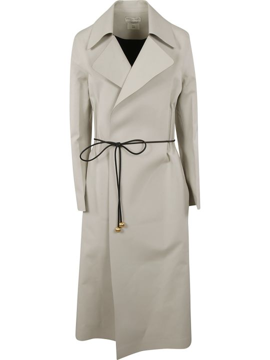 Bottega Veneta Double-f Coat