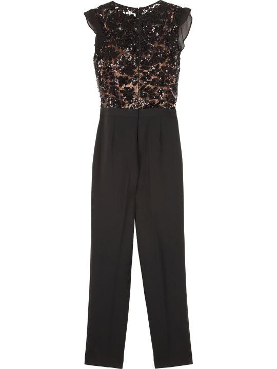 MICHAEL Michael Kors Sequin Lace Top Jumpsuit