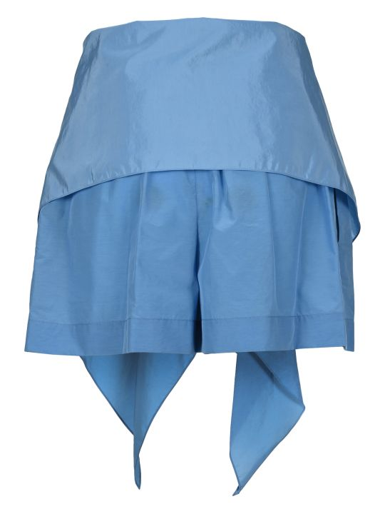 Kenzo Belted Shorts