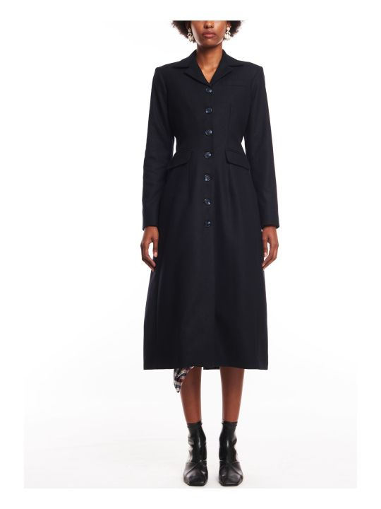 Molly Goddard Karolina Coat